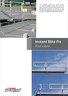 Roof safety system EN
