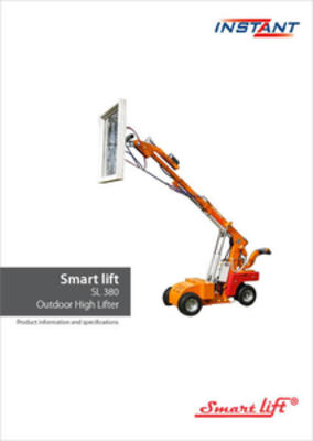 Smart Lift SL380 Outdoor High Lifter EN photo