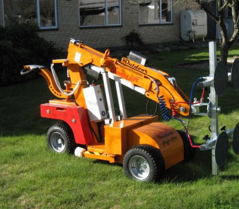 Handling equipment Smart Lift SL380 Outdoor High Lifter 15