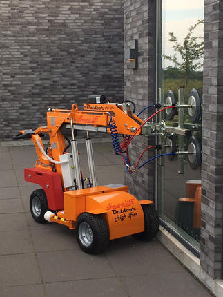 Handling equipment Smart Lift SL380 Outdoor High Lifter 19
