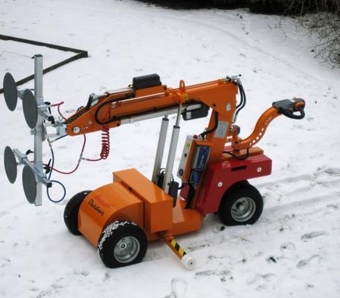 Handling equipment Smart lift SL380 Outdoor 9