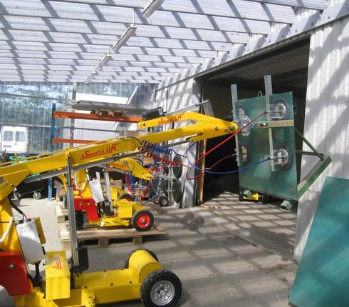 Handling equipment Smart lift SL580 16